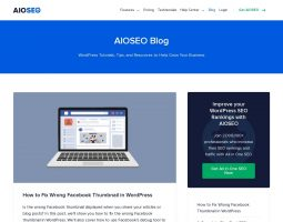 All in One SEO Blog