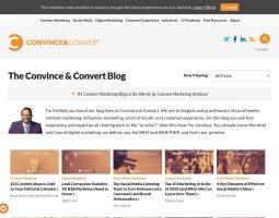 Convince & Convert Blog