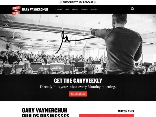 GaryVaynerchuk.com