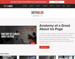 The HOTH Blog